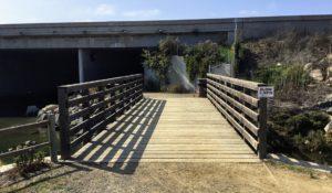 First Bridge Coast to Crest Trail