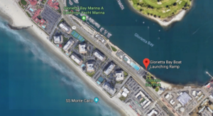 Glorietta Bay Boat Launch Ramp Google Map