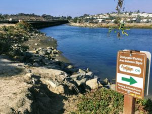 Riverpath Trail Fishing San Dieguito River Trail
