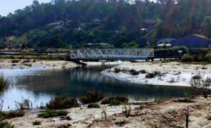 San Dieguito lagoon Platform Birdwatching Del Mar