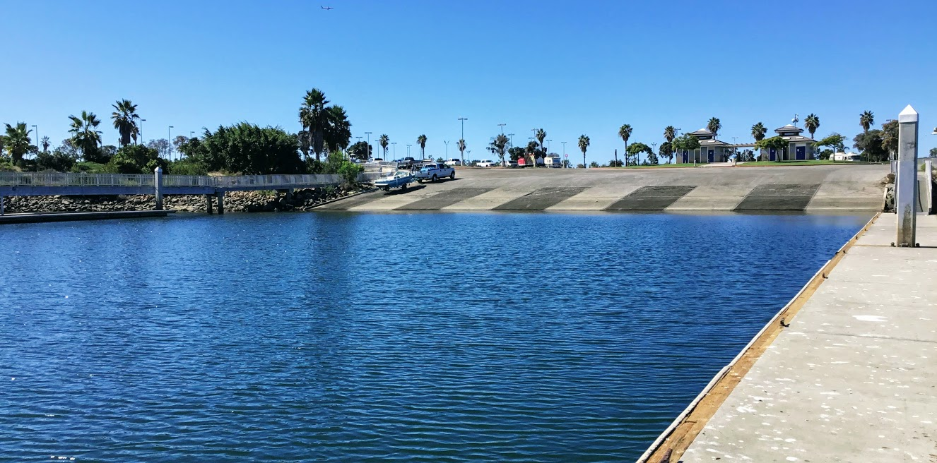 south shores launch ramp mission bay
