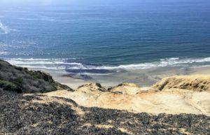 Blacks Beach Bluff View Torrey Pines