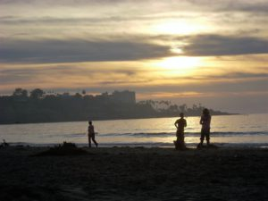 La Jolla Shores Sunset San Diego