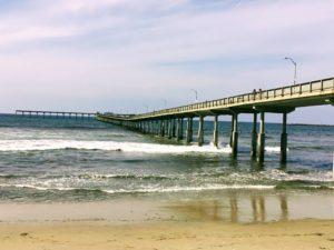 Ocean Beach Pier South Best San Diego Beaches