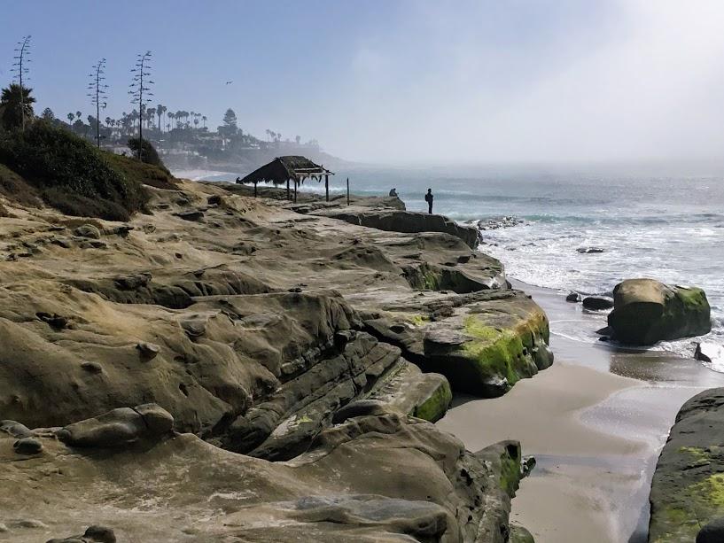 South View WIndansea Beach La Jolla