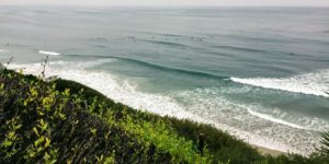 Swamis Meditation Gardens Swamis reef surfers