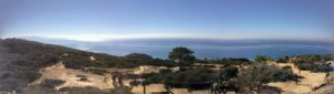 Torrey Pines State Natural Reserve Panoramic Photo