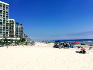 Coronado Shores Beach best san diego hikes