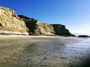 Flat Rock Beach Torrey Pines State Beach
