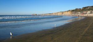 La Jolla Shores Beach San Diego Surf Camps