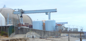 SONGS Nuclear Station San Onofre