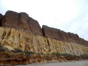 San Onofre State Beach Bluffs Best San Diego Hikes