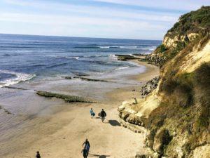 Swamis State beach best San Diego Hiking