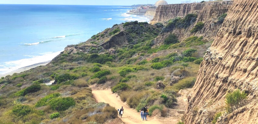 trail one san onofre bluff campground