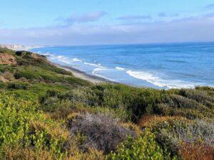 august trail 2 san onofre bluffs beach