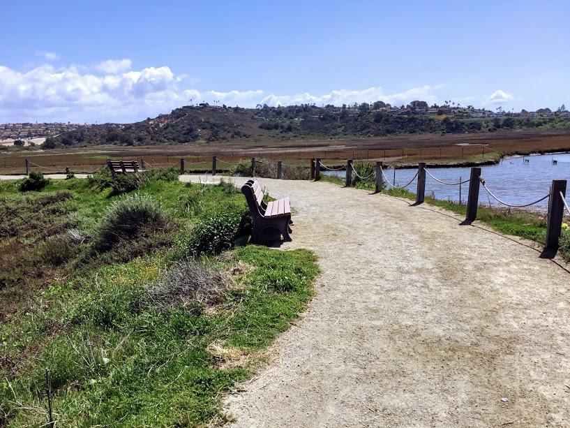San Elijo Lagoon Trail San Diego Nature Centers