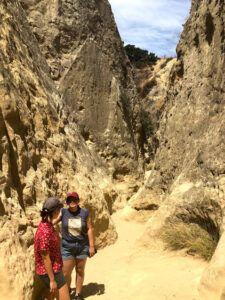 Annies canyon trail san elijo lagoon