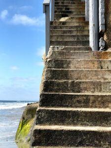 Beacons private staircase encinitas CA