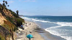 Grandview Beach August Encinitas CA