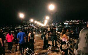 Oceanside night fishing labor day weekend