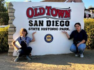 Old town San diego historical park august 2019
