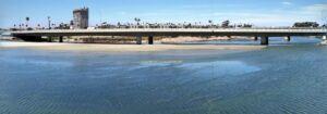Pano San Luis Rey River Oceanside Harbor