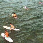 Smiling surfers crystal pier sept 4 2019