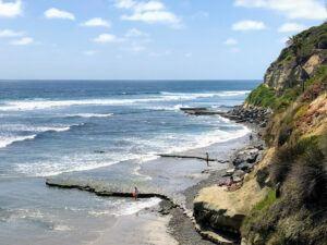 Swamis north view encinitas beaches