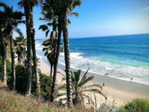 Swamis south view july 4 2019