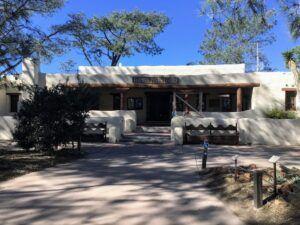Torrey Pines lodge visitor center san diego summer