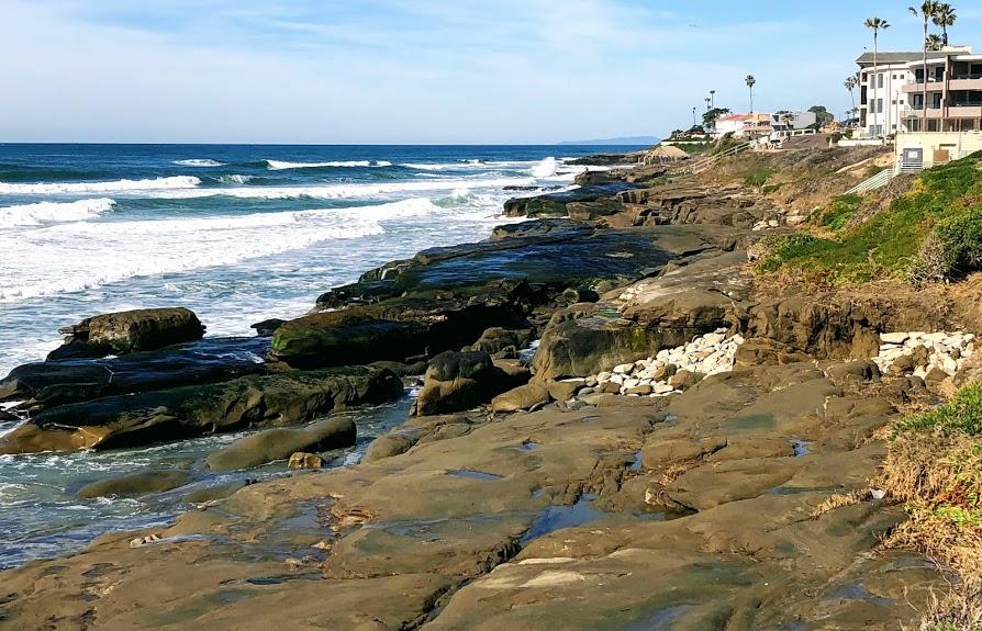 la jolla strand 2019 San Diego Beach