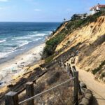 Beacons Beach Switchback trail encinitas