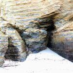 Caves New Break Beach Sunset Cliffs Natural Park