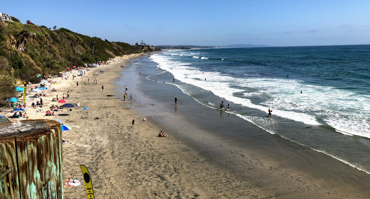 July 4 Swamis State Beach 2019 year in review