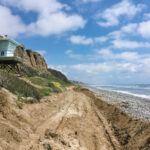 lifeguard tower four bluffs beach