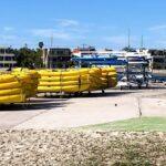Mission bay aquatic center january 22 2019