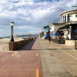 Mission Beach Boardwalk San Diego Sept 2019
