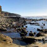 north garbage beach tide pools king tide