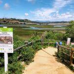 san elijo lagoon trailhead hiking san diego