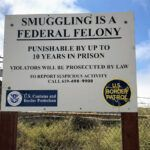 Smuggling Sign Border Field State Park