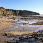 South Garbage Sandy Beach King tide