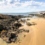 Tide pools Crystal Cove State Beach