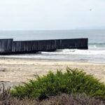 Tijuana border beach border field state park