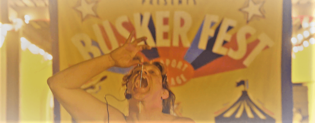 busker fest san diego march events