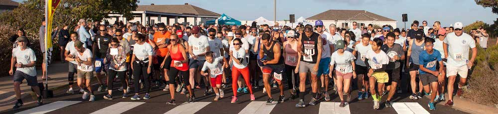 Cabrillo Sunrise 5K san diego february events
