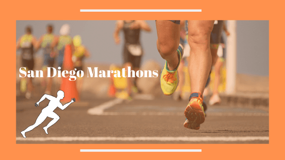 February San Diego Marathons february events