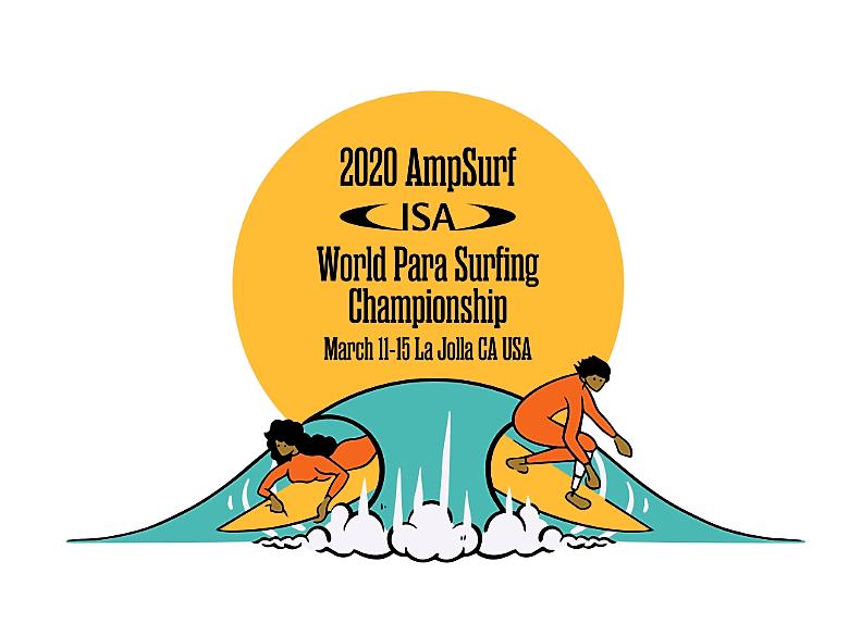 ISA World Para Surfing Championship La Jolla Shores Beach