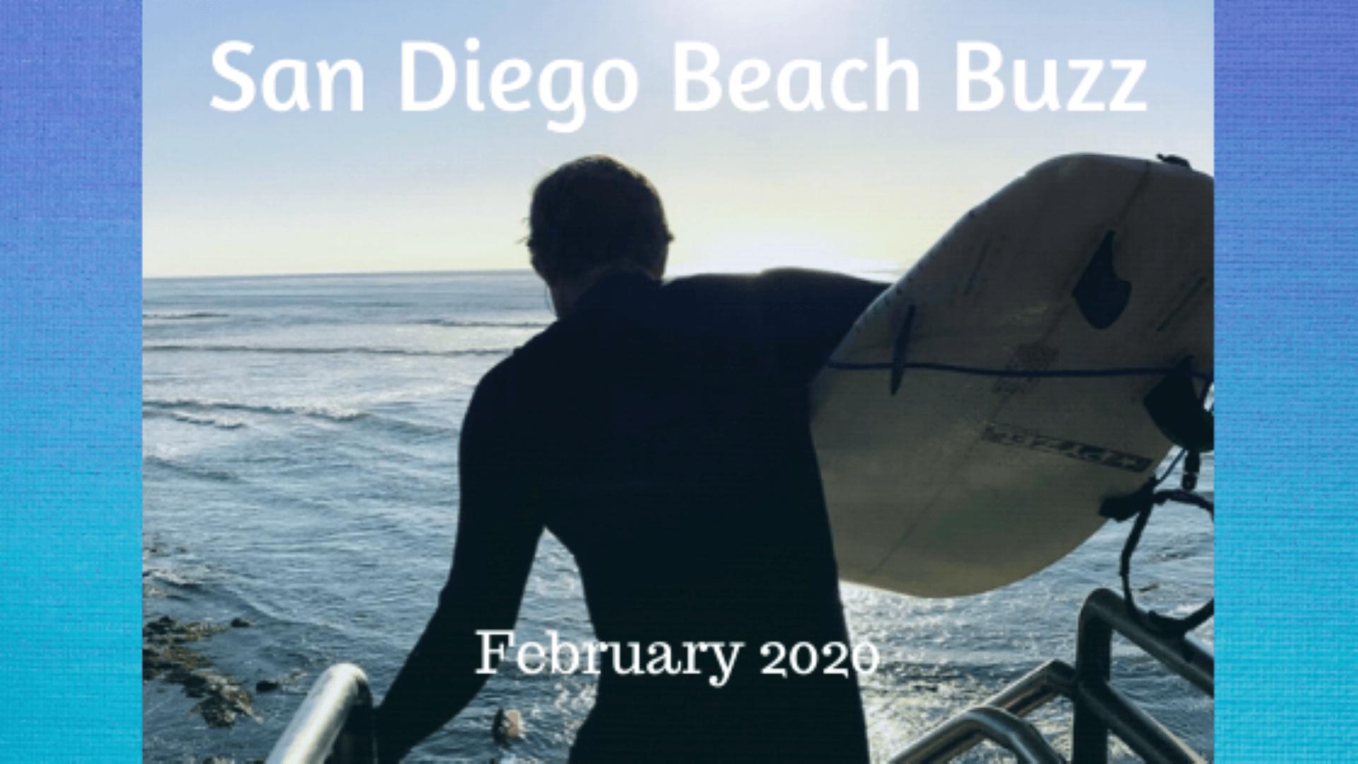 San Diego Beach Buzz February featured image