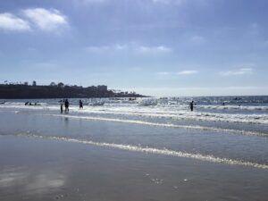 south view la jolla shores Marine Rooms webcam