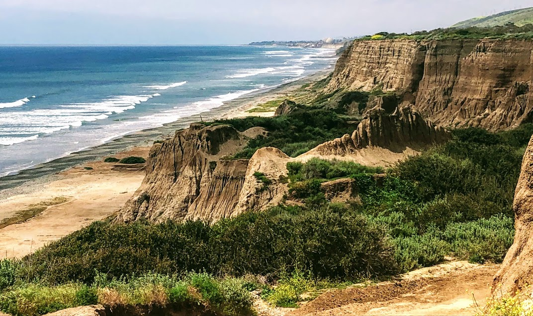 San onofre state beach trails beach overview
